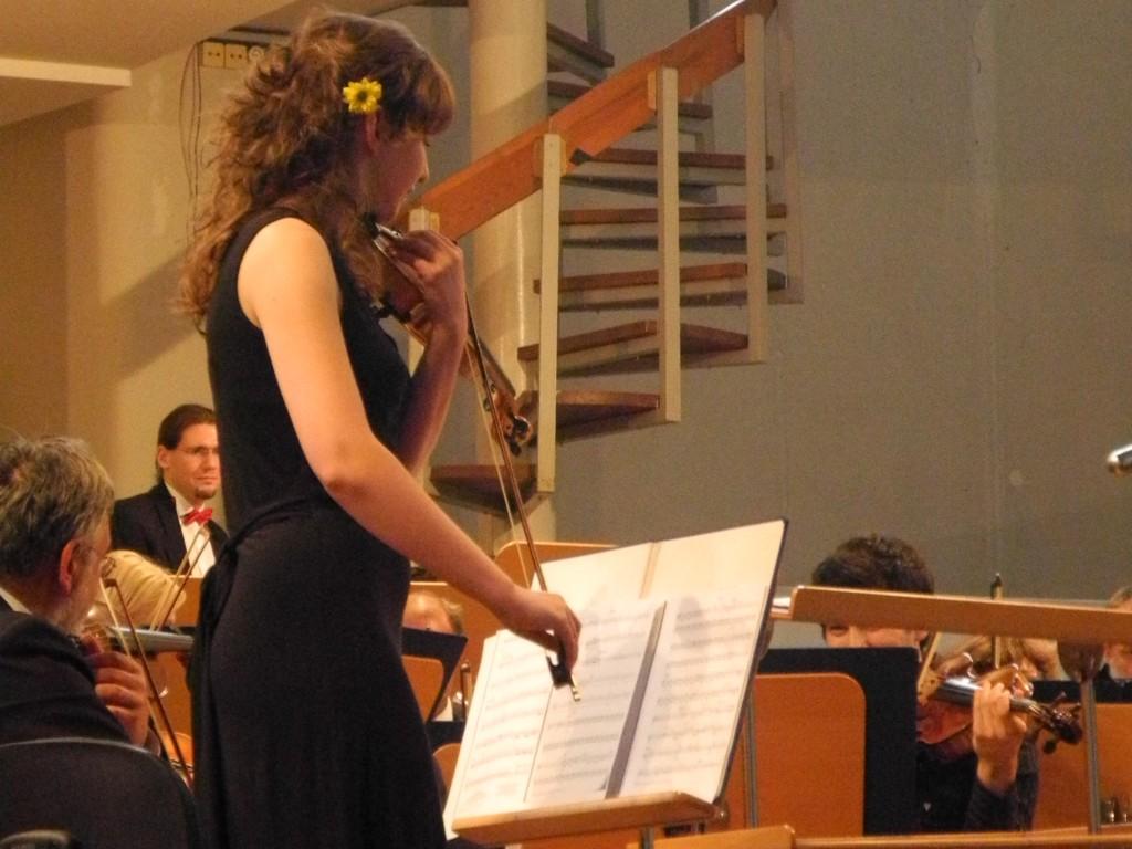 Konzertmeisterin
